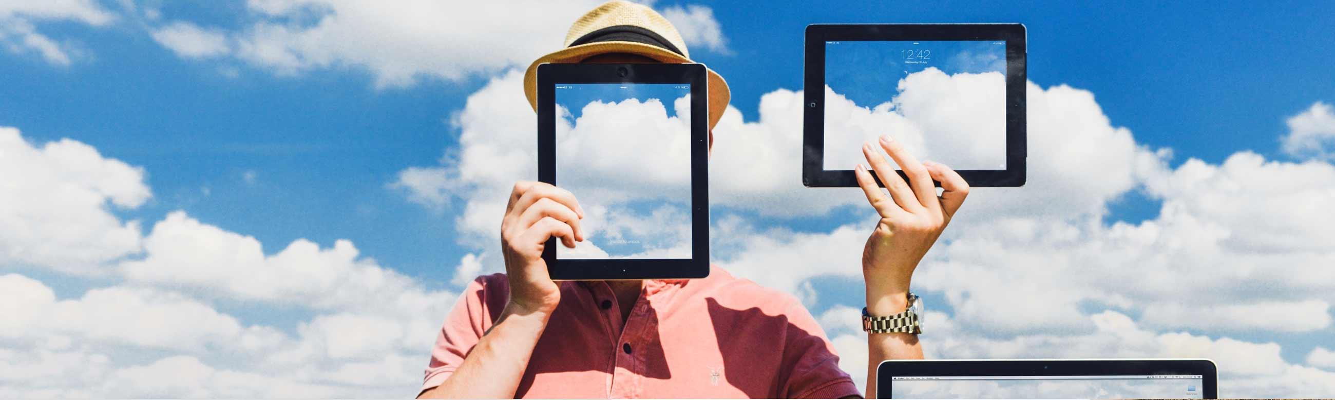 Almacenamiento y copia de seguridad en la nube