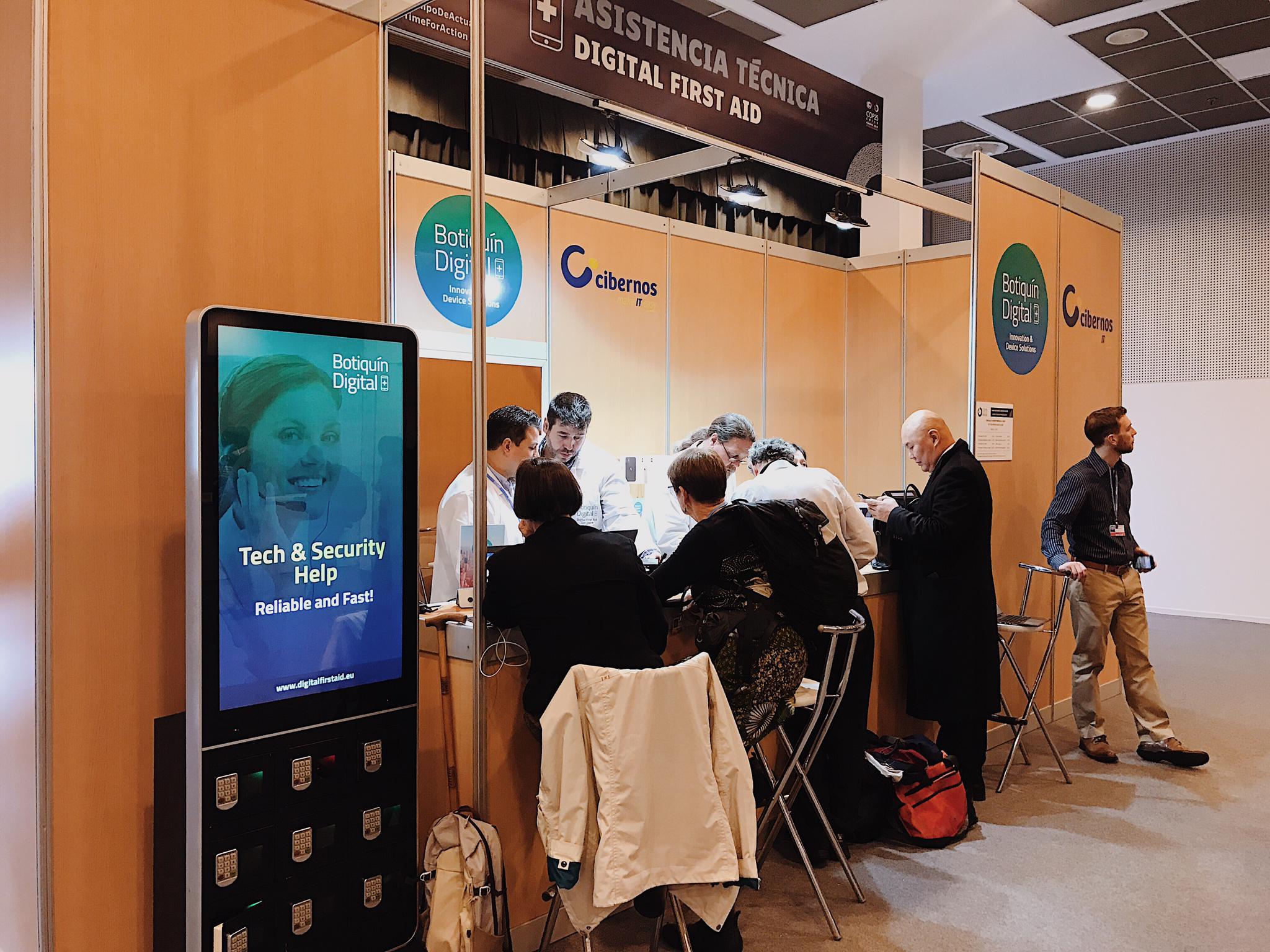 Botiquín Digital - COP25