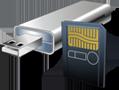 Tarjetas Flash y USB